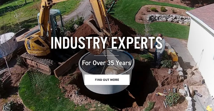 Industry experts for over 35 years.