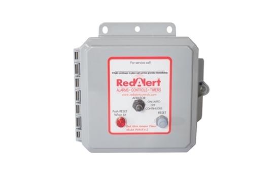 Red Alert P101FA-2 Control Panel