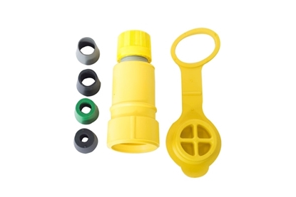 Female Waterproof Plug End