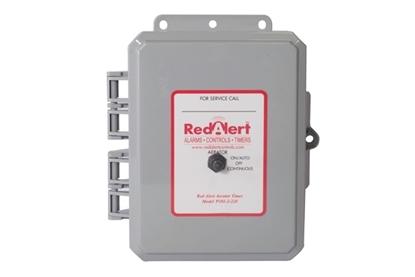 Red Alert Aerator Control Panel - 220 Volt