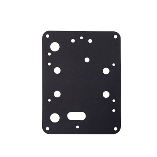 Hiblow HP50/60/80 Dual Port Base Plate Gasket