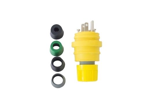 Male Waterproof Plug End