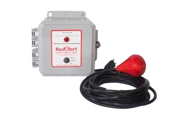 Red Alert LB50 High Water Alarm